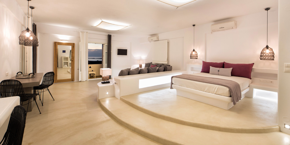 PAROS HOTELS, SUITES, ACCOMMODATION, ROOMS, VILLAS | ANNA PLATANOU, PARIKIA, GREECE